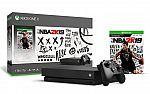 Xbox One X NBA 2K19 Bundle 1TB $255