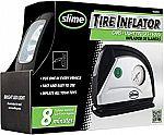 Slime 12V Tire Inflator Air Compressor w/ LED Light $14.88
