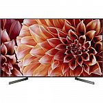 "65"" Sony XBR65X900F 4K Ultra HD HDR Smart LED TV $898"