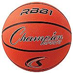 "Champion Sports Official Heavy Duty Rubber Basketball (Size 7 - 29.5"") $5.60 (Reg. $10)"