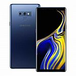 Samsung Galaxy Note9 Blue - 128GB  $449 and more