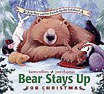 Bear Stays Up for Christmas Hardcover $4.99 (50% Off)