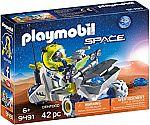 PLAYMOBIL Mars Rover $5.90