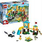 LEGO   Disney Pixar's Toy Story Buzz & Bo Peep's Playground Adventure 10768 Building Kit $14.99 (orig. $24.99)