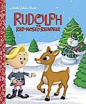 Amazon Little Gold Books (Hardcover): Rudolph $2.49, Aladdin $2.79, Trolls $2.37