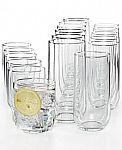 Luminarc 18-Pc. Glassware Set $14.99