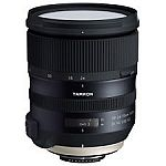 Tamron SP 24-70mm f/2.8 Di VC USD G2 Lens (Nikon and Canon) $799