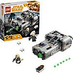 LEGO Star Wars Solo: A Star Wars Story Moloch's Landspeeder 75210 Building Kit (464 Piece) $26.95 (33% Off)