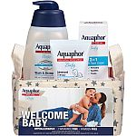 Aquaphor Welcome Baby Gift Set $13.99