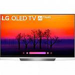 "(Ending soon) LG E8PUA 65"" Class HDR UHD Smart OLED TV (OLED65E8PUA) $2096"