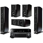Polk LSI Speakers: Pair of LSi M707 + LSi M703 + LSi M706c + Yamaha RX-V2085BL 9.2Ch Receiver $3199