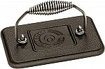 Lodge Rectangular Cast Iron Grill Press $11.80 (org $28)