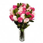 Forever Pink Valentine's Day Bouquet (24 Stems) $33 (Org $60)