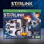 Starlink: Battle for Atlas Starter Pack + Select Weapon or Pilot Pack $20 + pickup