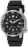 Watches Sale: Men's Citizen Eco-Drive Promaster Diver Watch w/ Date $109.99 & More