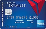 Blue Delta SkyMiles® Credit Card from American Express  - Earn 10,000 bonus miles after spending $500 in purchases