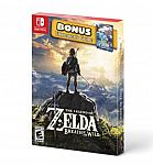 The Legend of Zelda: Breath of the Wild: Starter Pack (Nintendo Switch) $45 and more