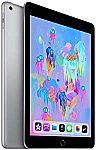 Apple iPad (Wi-Fi, 128GB) - (3 Colors) (Latest Model) $330 (Org $430) & More
