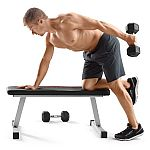 Weider Strength Flat Weight Bench $30 (org $46)