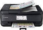 Canon PIXMA TR8520 Wireless Home Office All-in-One Printer $60