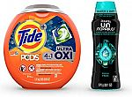 20% Off Tide, Downy, Bounce, Gain & Dreft Laundry Bundles