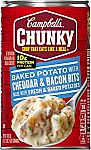 12-Pack Campbell's Chunky Soups & Chilis: Baked Potato w/ Cheddar & Bacon Bits Soup $12.60 or Less