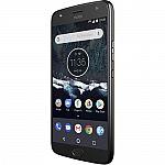 Moto X4 XT1900-1 Smartphone (Unlocked, Android One) 32GB $135; 64GB $185