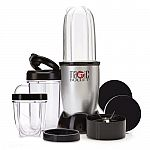 Magic Bullet 11-pc System + 24-pc Pyrex Set $38.50 and more + Free Shipping (Kohls Card Req'd)