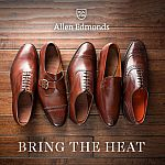 Allen Edmonds - Extra 30% Off Clearance Styles: Corsico Italian Dress Shoe $124 and more