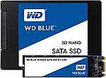 WD SATA III M.2 500GB SSD $58