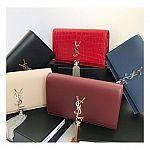 Farfetch - Saint Laurent (YSL) Monogram Crossbody Bags from $947 + 10% Off New Customer