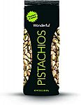 32-oz Wonderful Pistachios (Roasted and Salted) $9.98