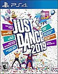 Just Dance 2019 - PlayStation 4, XBox One, Nintendo Switch $19.99 (50% off)
