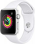 Apple Watch Series 3 (GPS, 42mm) - Silver $229