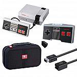 Costco Members: Nintendo NES Classic Edition Bundle $90, SNES Classic Edition Bundle $100