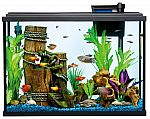 Top Fin Essentials Aquarium Starter Kit: 5 Gal $20; 10 Gal $32.50 and more