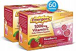 60-count Emergen-C Dietary Supplement Drink Mix $10.88, 50-ct Culturelle Kids Daily Probiotic Packets Dietary Supplement $16 & More