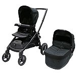Peg Perego Team Stroller, Choose Onyx or Atmosphere $499