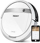 Ecovacs DEEBOT M88 Smart Motion Robotic Vacuum Cleaner with Dry Mopping Feature $198