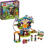 LEGO Friends Mia's Tree House 41335 Creative Building Toy Set $17.99 (40% Off)