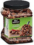 36-oz Nut Harvest Almonds, Chile Lime $8.92 or Less