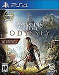 Assassin's Creed Odyssey (PS4 or Xbox One) $19.99 at Amazon