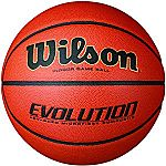 "Wilson Evolution Game Basketball (Official - 29.5"") $40"