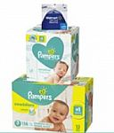 Pampers Swaddlers Diapers + Pampers Sensitive Wipes + $5 Walmart GC from $49.34