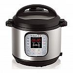 6-Quart Instant Pot Duo 7-in-1 Programmable Pressure Cooker $63 + $10 Kohls Cash
