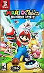 Mario + Rabbids Kingdom Battle (Nintendo Switch) $20