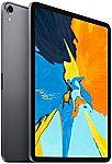 Apple iPad Pro (11-inch, Wi-Fi, 64GB) - Space Gray (Latest Model) $700