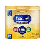 Get a $20 Target gift card with $100 Purchase of Enfamil Baby Formula Powder
