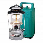 Coleman Premium Dual Fuel Lantern with Hard Carry Case $55 (orig. $100) & More