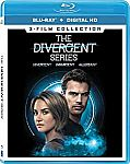 The Divergent Series 3-Film Collection $9.96